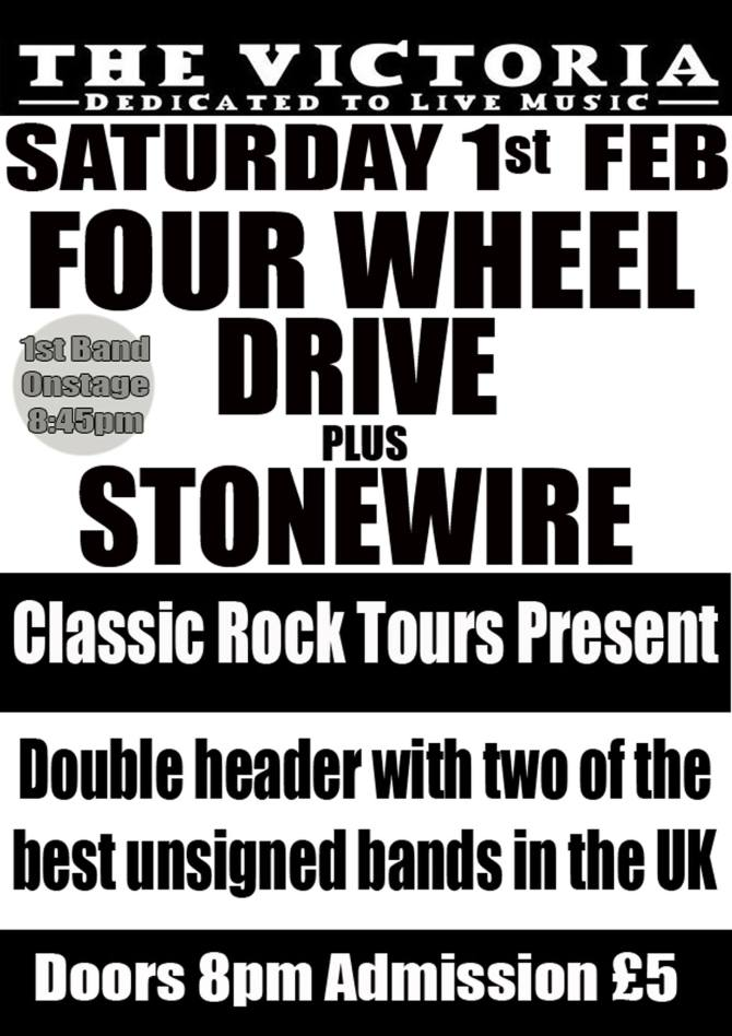 Classic Rock comes to town